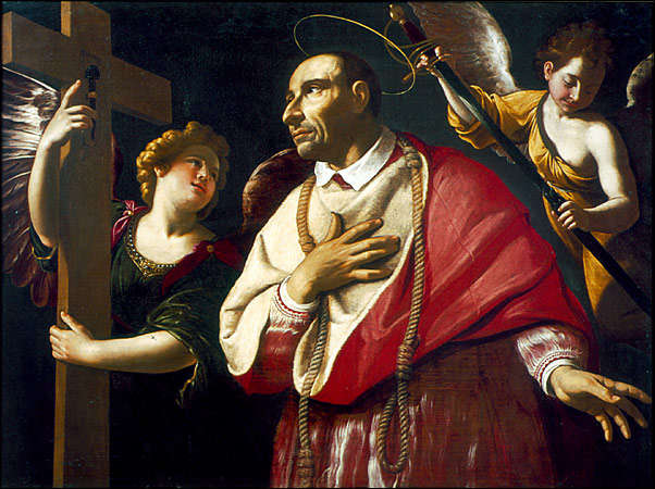 All Saints / All Souls / St. Charles Borromeo Novena
