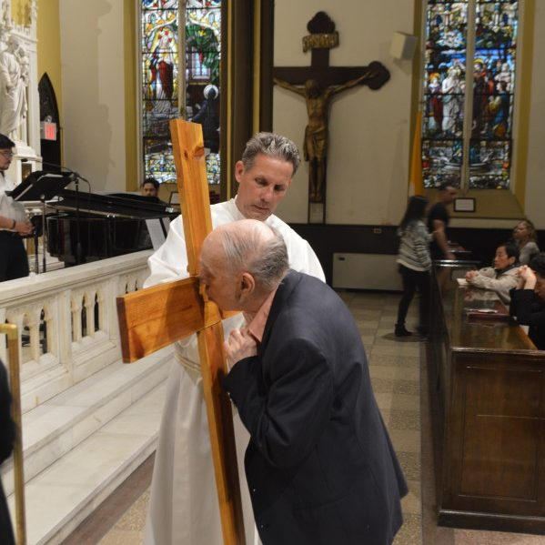 Podcast: Good Friday Service (Msgr. LoPinto)