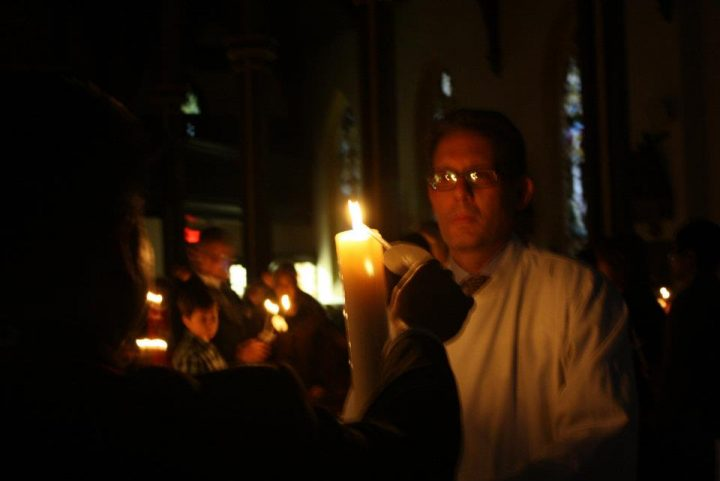 Notes on the Easter Vigil