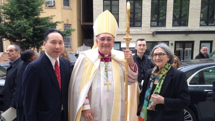 Diocese Honors Distinguished Parishioners